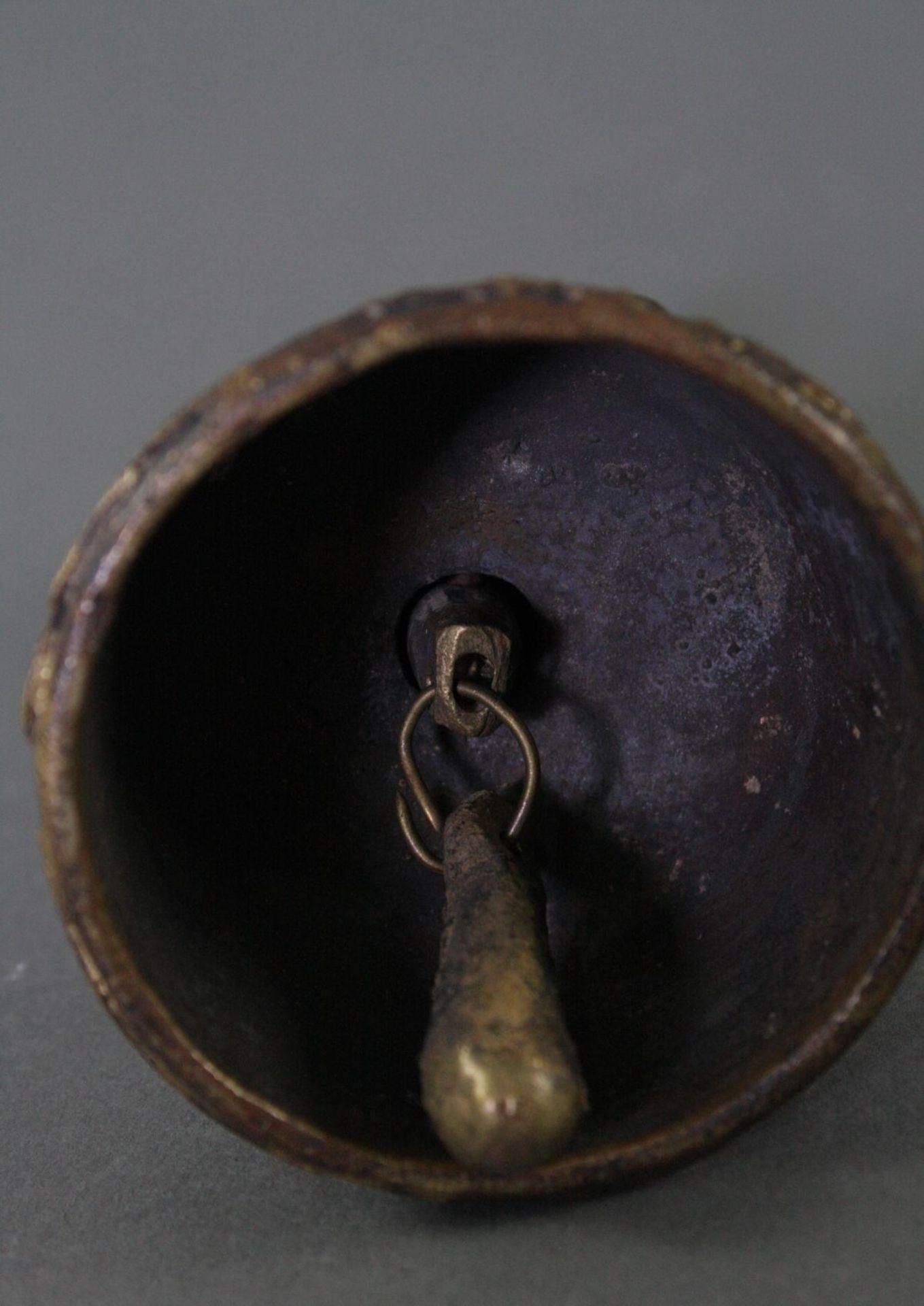 Hanuman-Glocke, Indien 19. Jahrhundert - Bild 5 aus 5