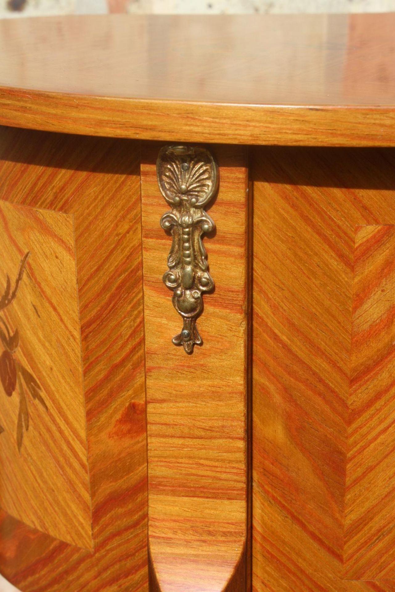 Kleine Kommode im Barock-Stil, 20. Jahrhundert - Bild 6 aus 6