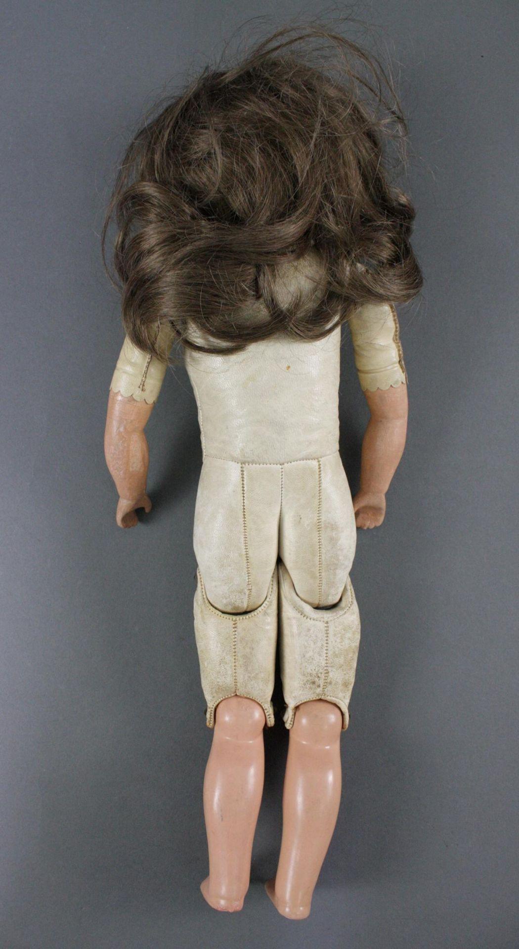 Frühes Schildkröt Mädchen 4/15 um 1900 - Bild 2 aus 4