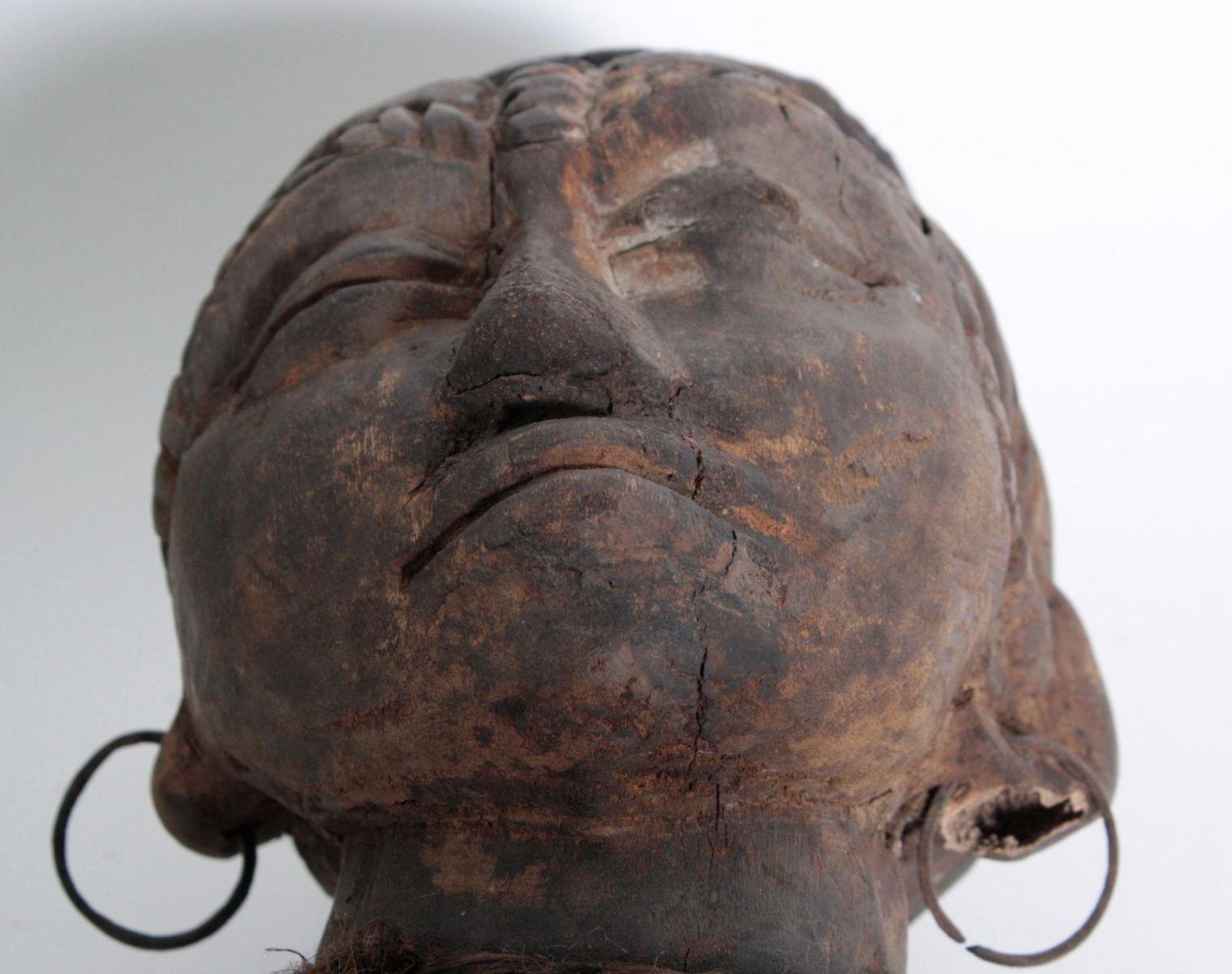 Ältere Ahnen-Figur, Tabwa, D. R. Kongo - Bild 13 aus 14