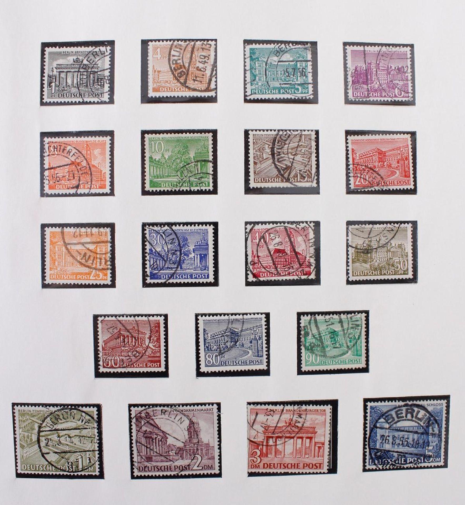 Berlin, 1948-1990 , gestempelt, Spitzensammlung! - Bild 5 aus 11
