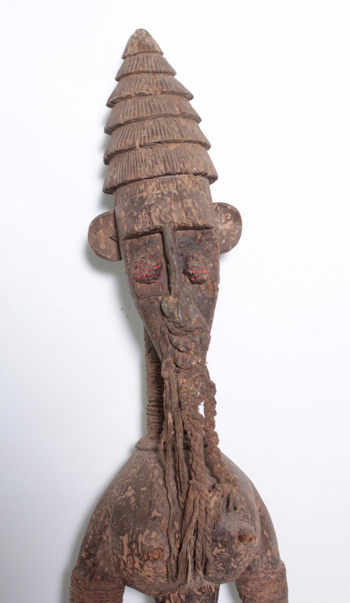Ältere Große Figur, Dogon oder Bambara, Mali - Bild 2 aus 16
