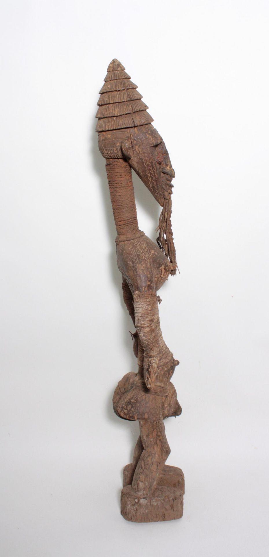 Ältere Große Figur, Dogon oder Bambara, Mali - Bild 5 aus 16