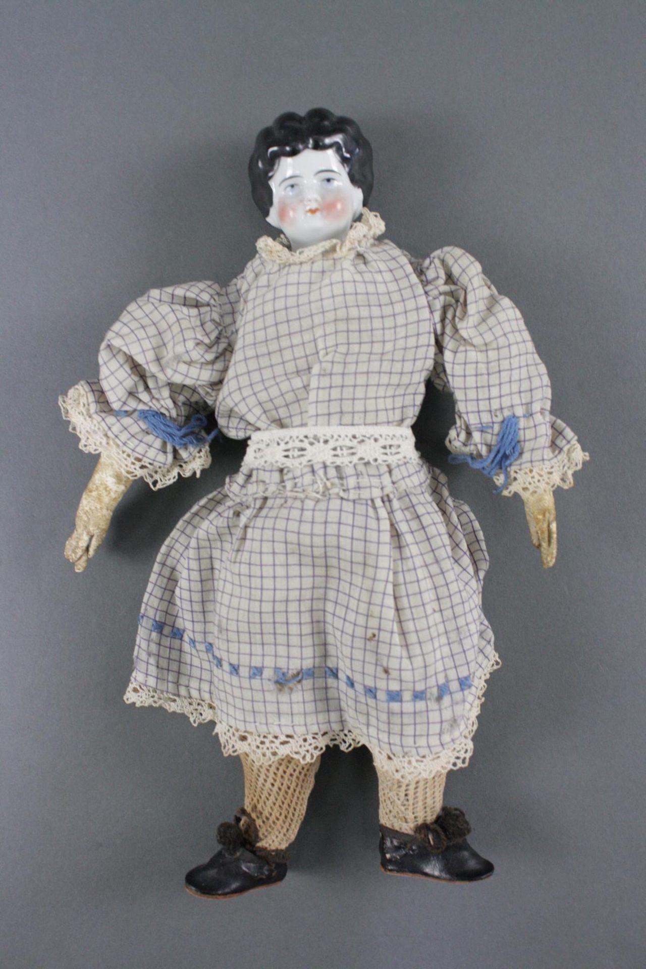 Biedermeier Puppe, 19. Jahrhundert