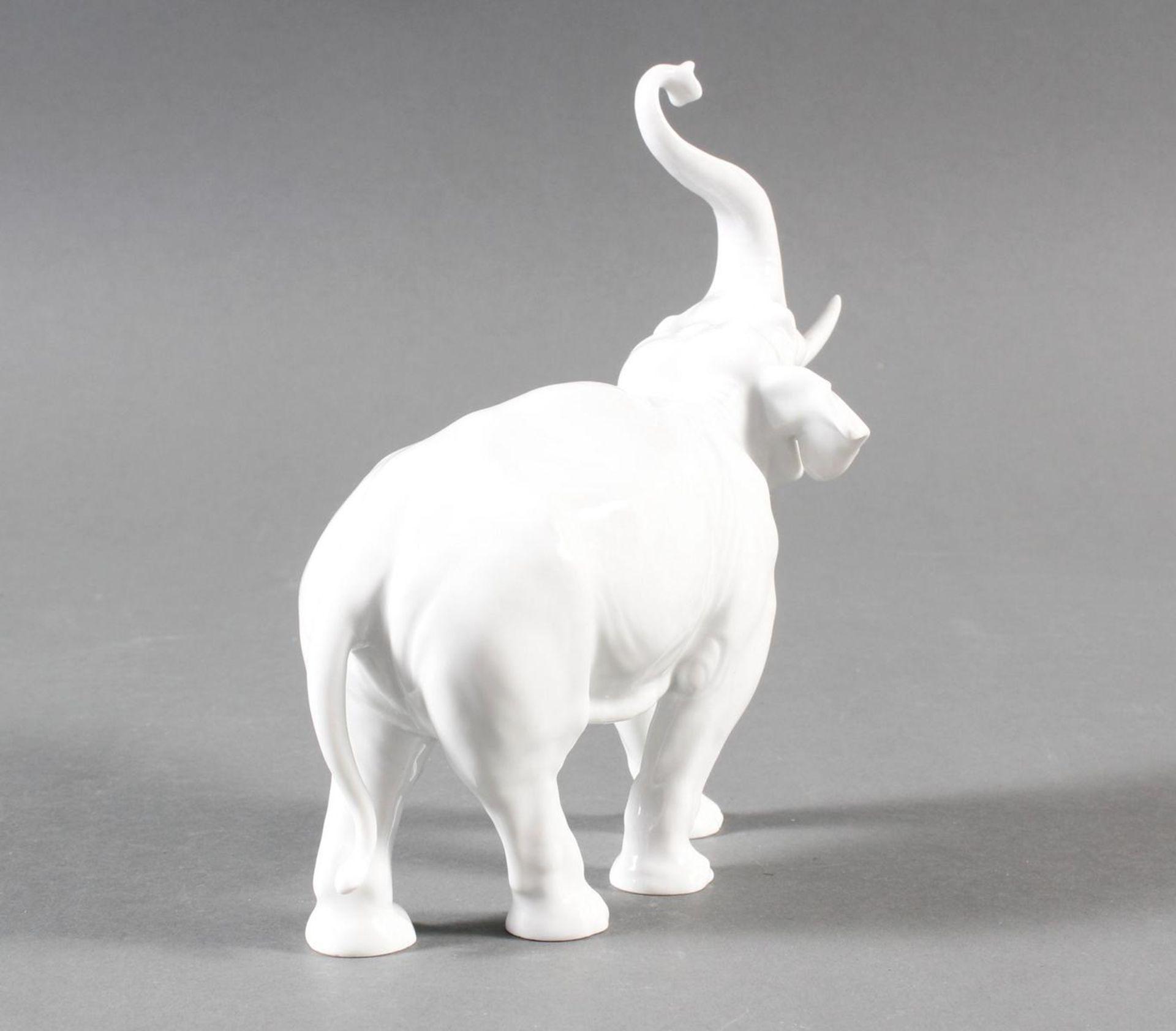 Meißen Elefant um 1940, 1. Wahl - Bild 3 aus 7