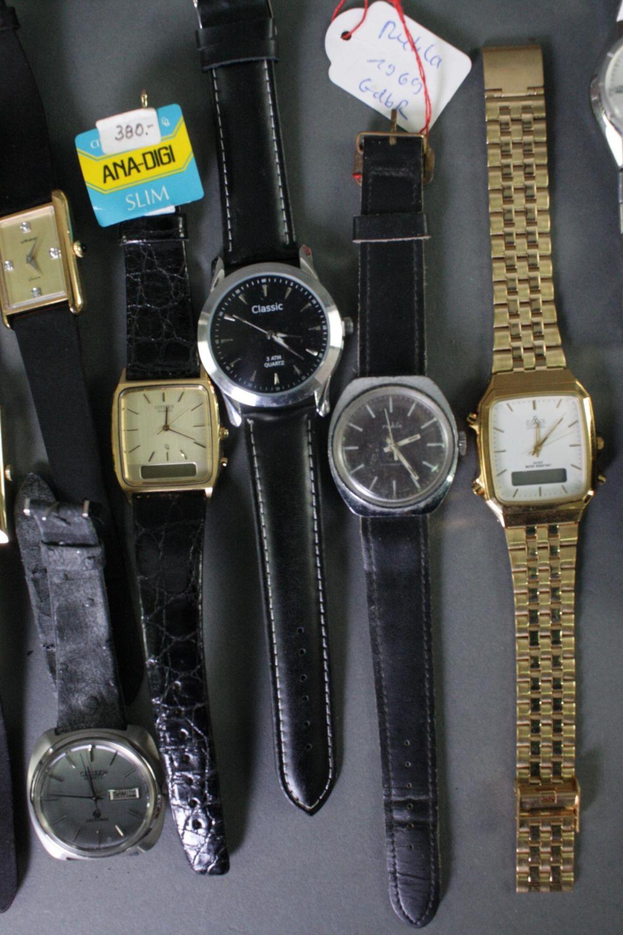 Konvolut Armbanduhren - Bild 3 aus 7