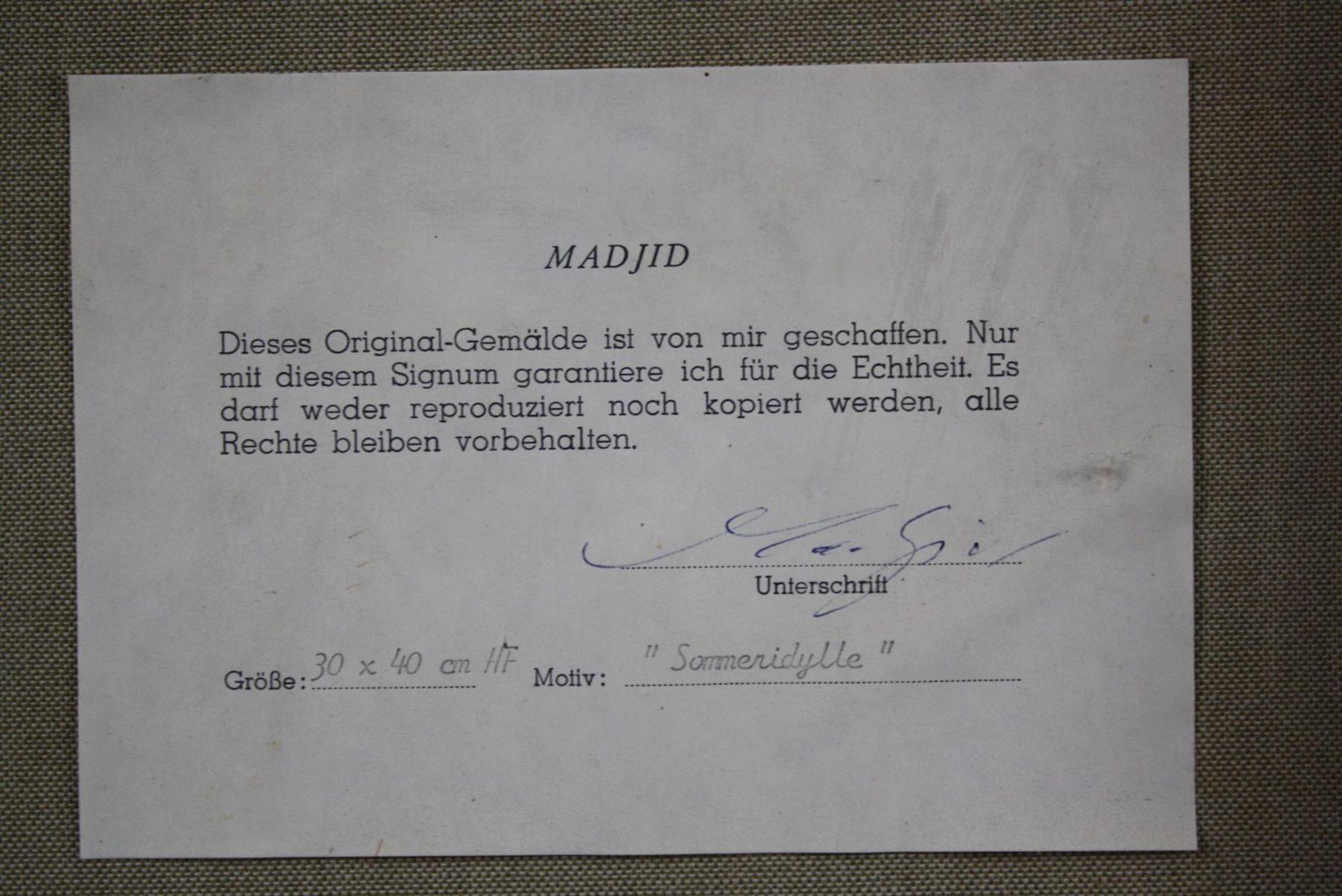 Rahnavard Madjid (*1943 Teheran - München) - Bild 4 aus 4