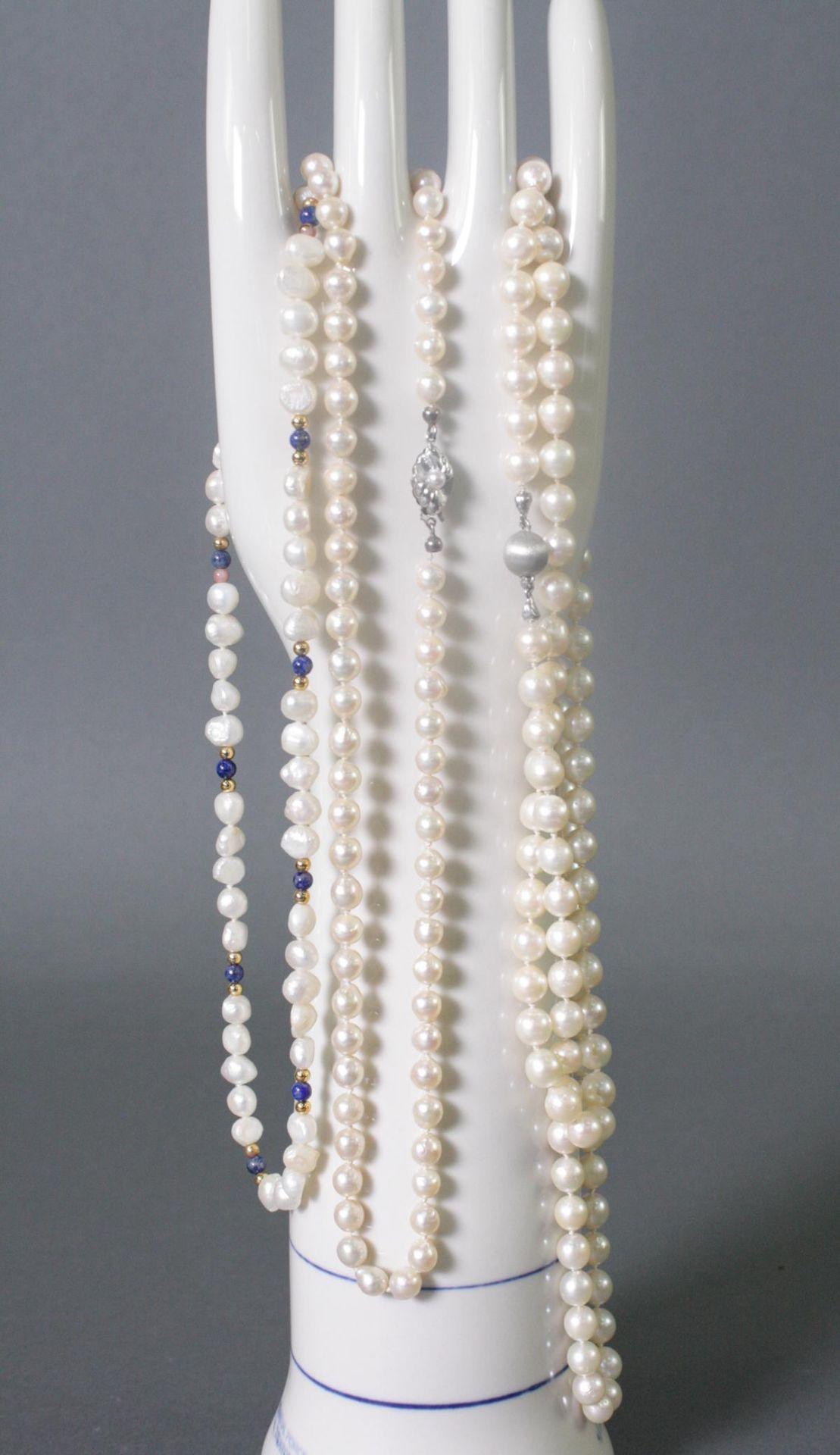 3 Perlenketten