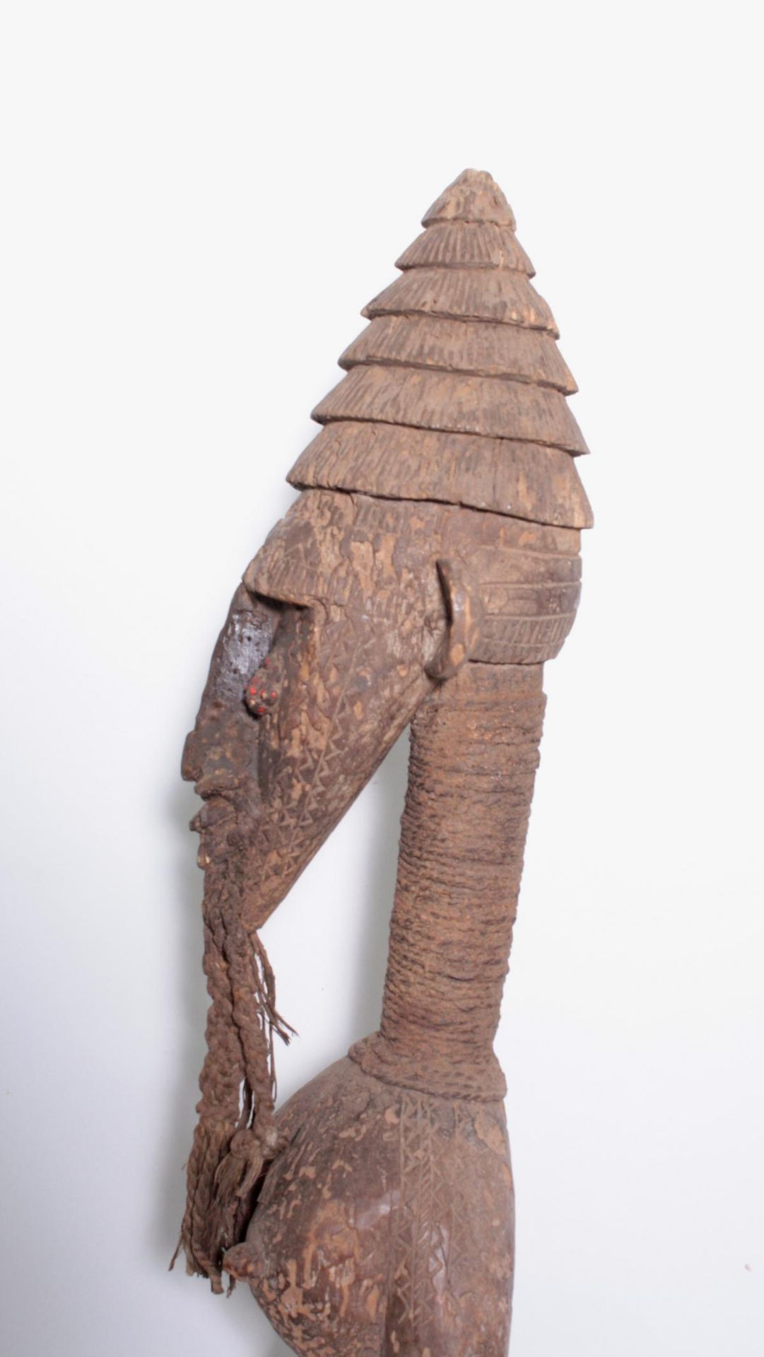 Ältere Große Figur, Dogon oder Bambara, Mali - Bild 14 aus 16