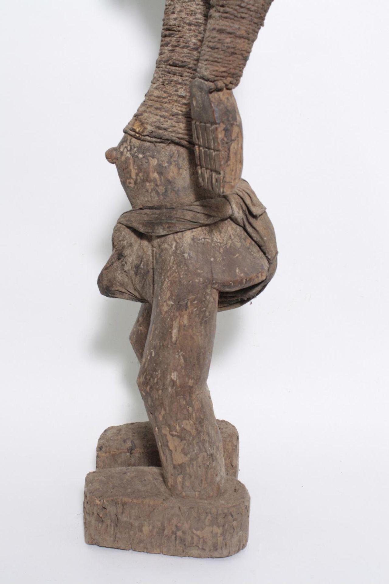 Ältere Große Figur, Dogon oder Bambara, Mali - Bild 16 aus 16