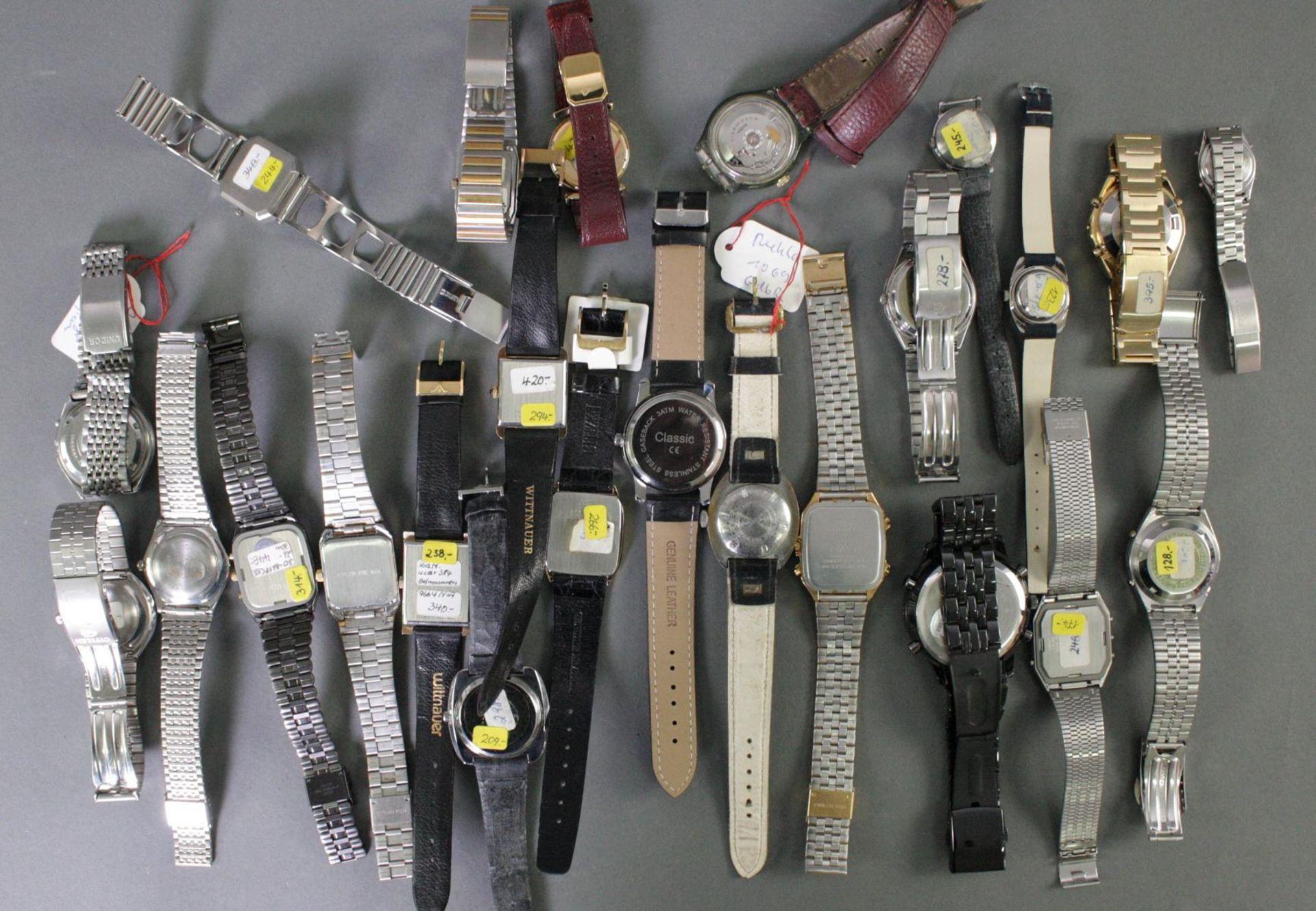 Konvolut Armbanduhren - Bild 7 aus 7