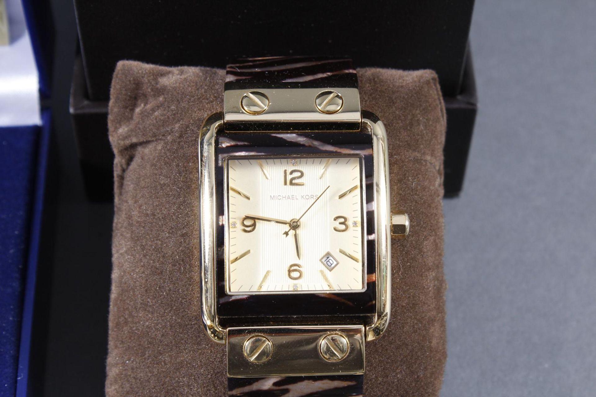 Konvolut Damen und Herrenarmbanduhren, 14 Stück - Bild 5 aus 7