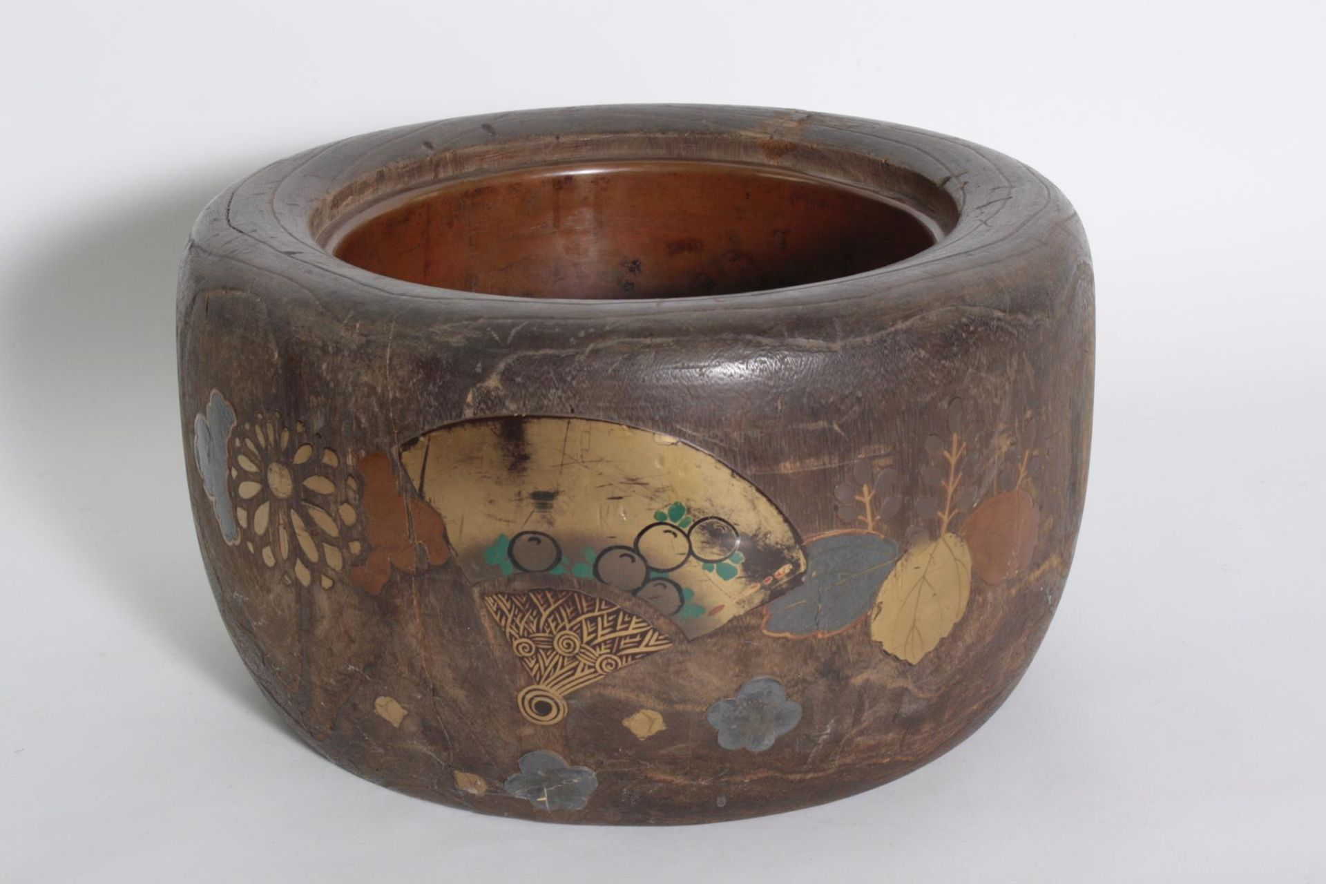 Cachepot Japan 20. Jahrhundert - Bild 3 aus 4