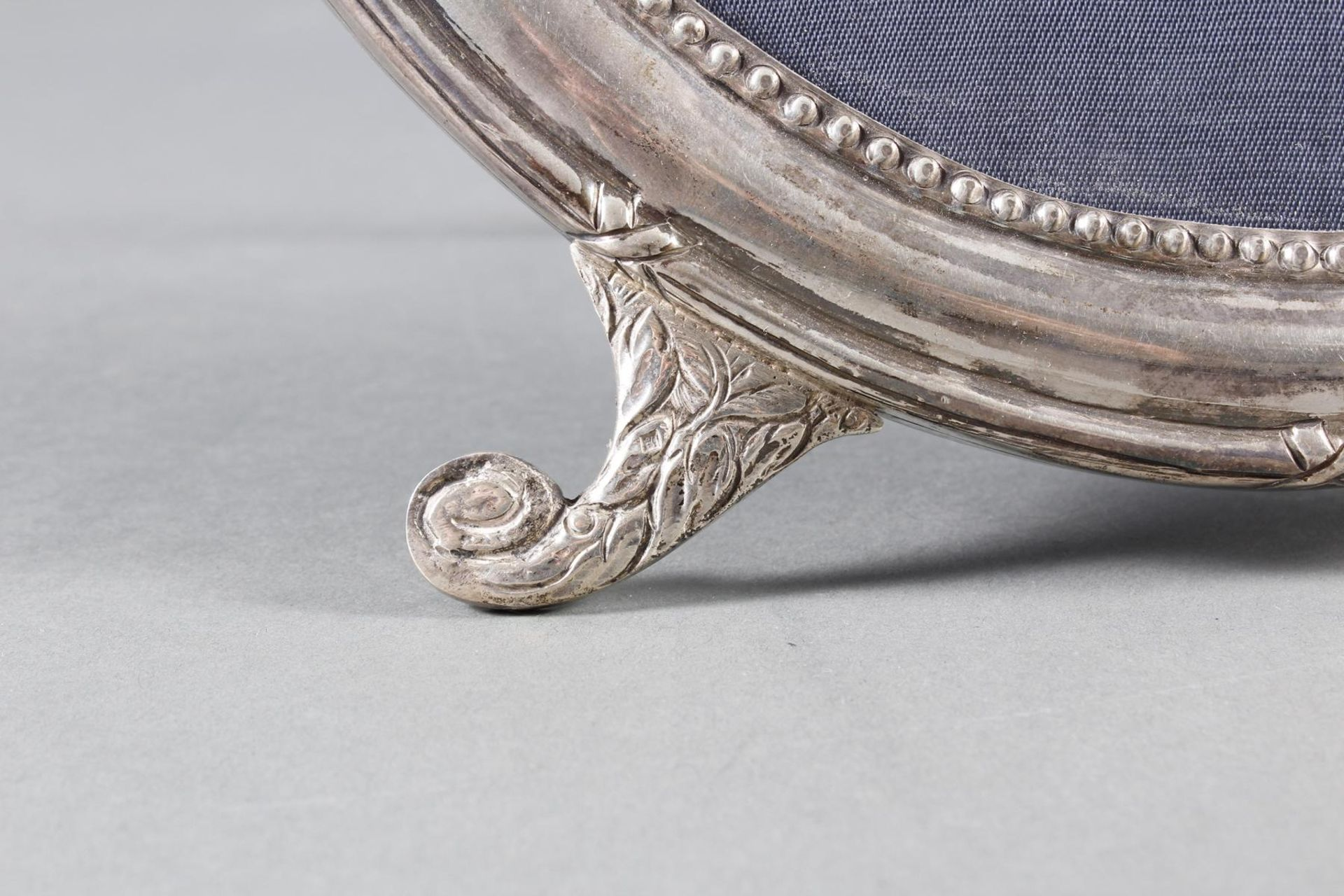 Großer Silber Bilderrahmen, - Bild 3 aus 9