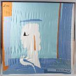 L' ètè Seidentuch von Yves Saint Laurent, Entwurf 1970