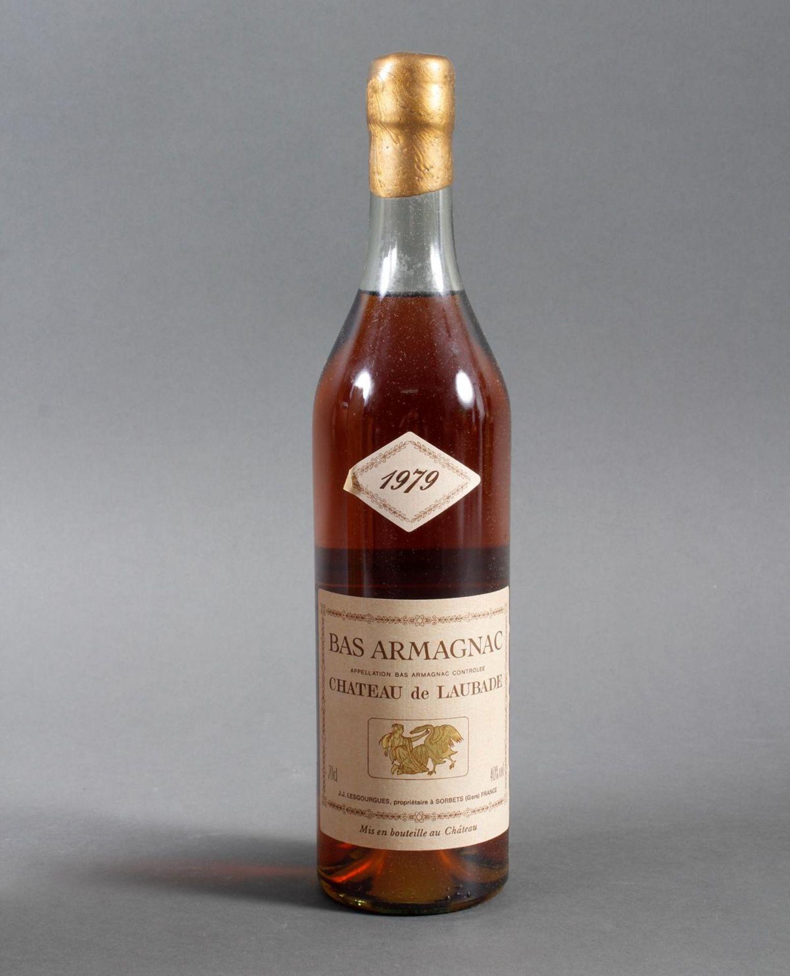 Armagnac, CHATEAU de LAUBADE, 1979 - Bild 2 aus 2