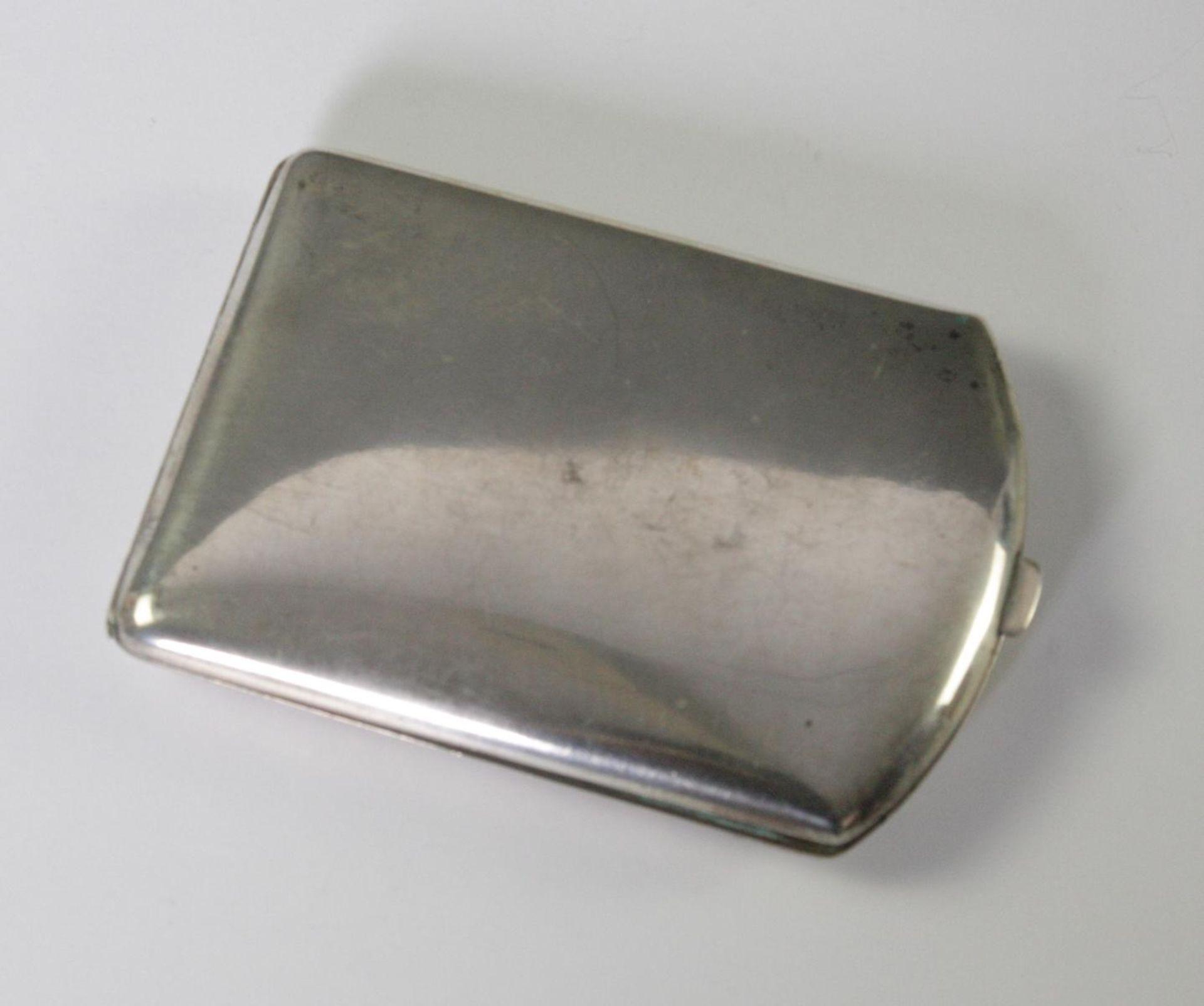 Zigarettenetui 800er Silber - Bild 2 aus 4