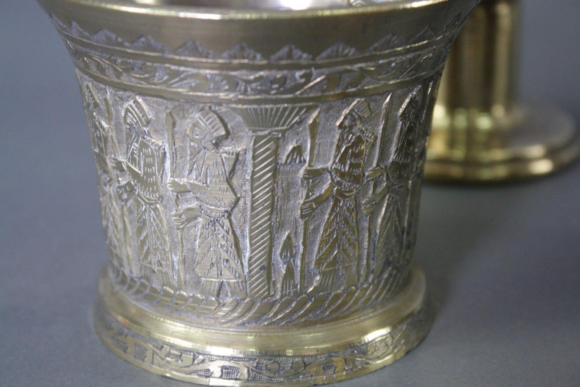 Sammlung orientalische Mörser 19./20. Jahrhundert - Bild 4 aus 4