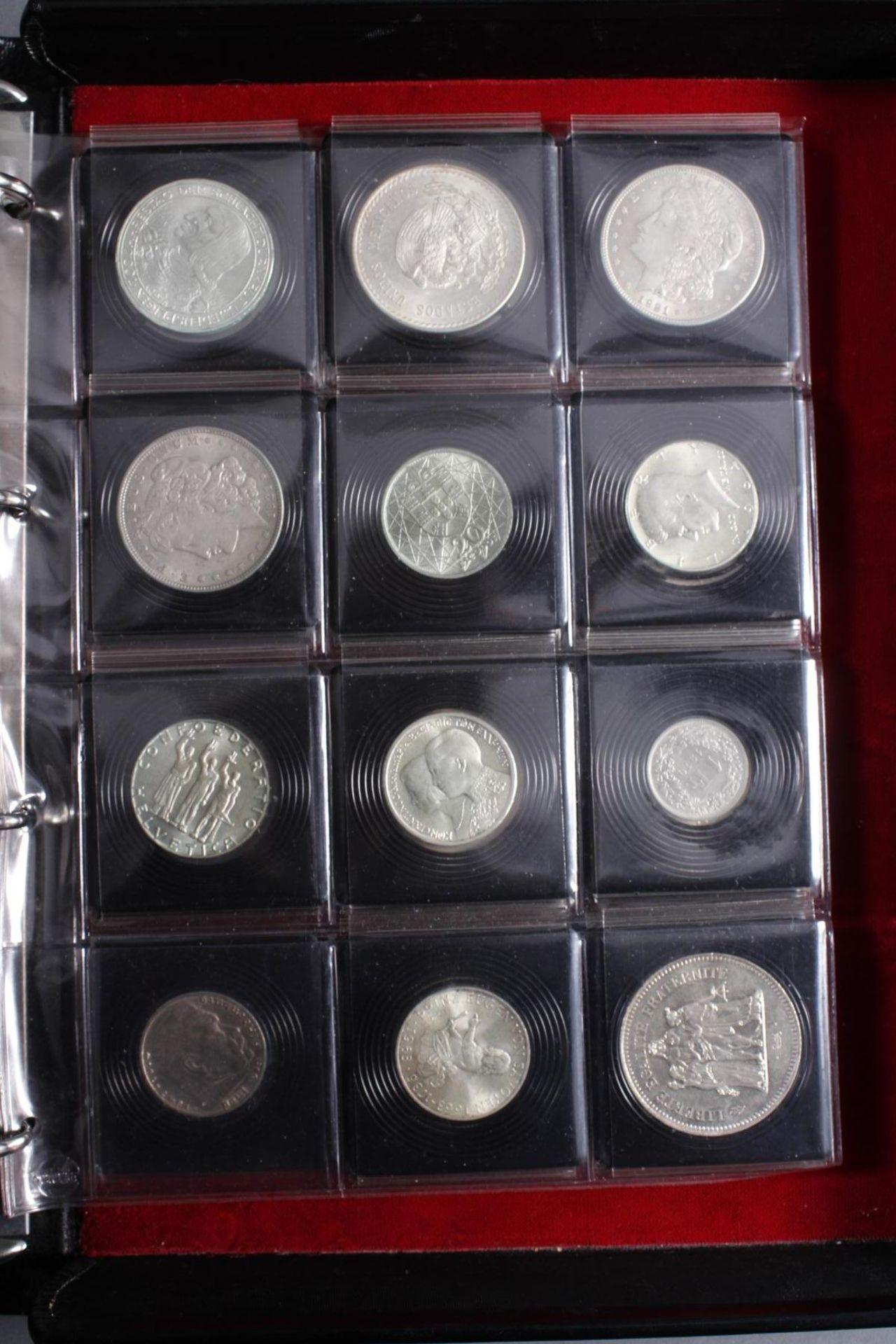 Münz- und Medaillensammlung - Bild 7 aus 8