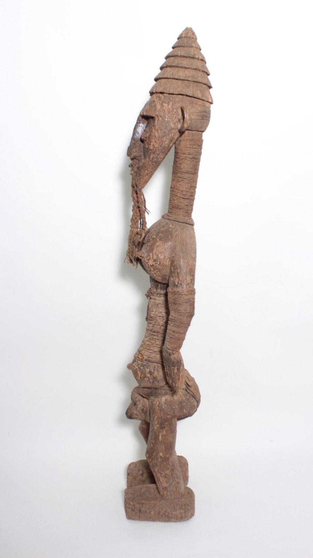 Ältere Große Figur, Dogon oder Bambara, Mali - Bild 13 aus 16