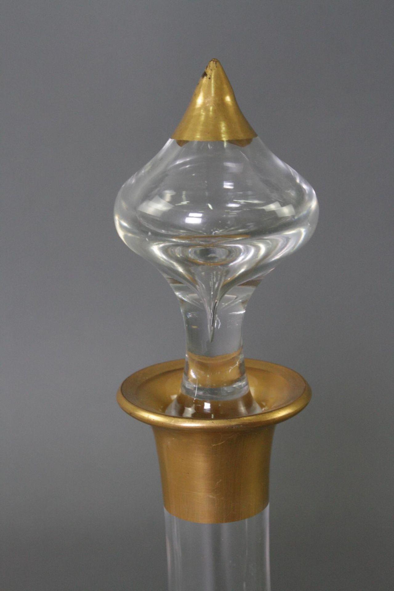 Glas Karaffe und Pokal - Bild 3 aus 6