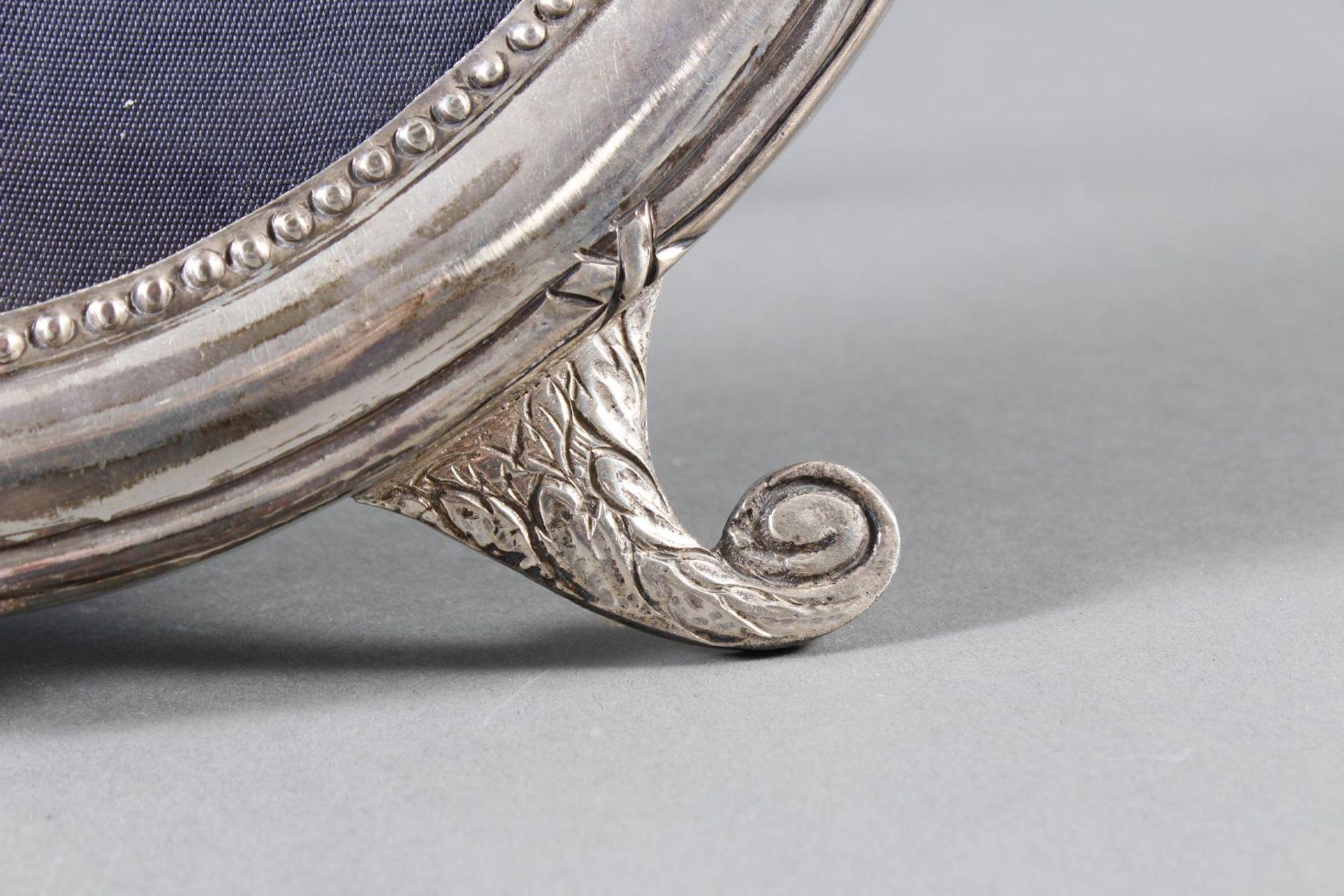 Großer Silber Bilderrahmen, - Bild 4 aus 9