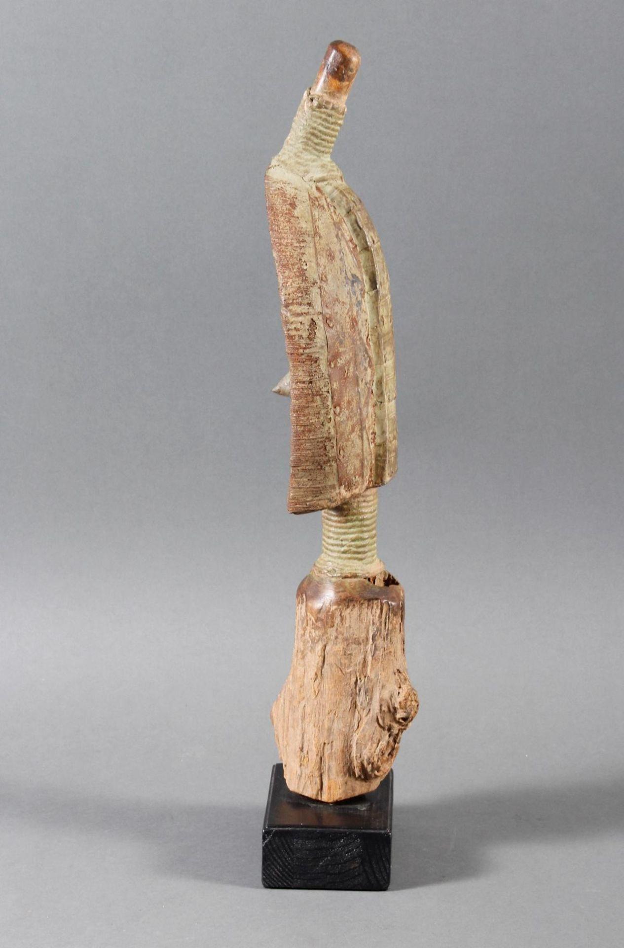 Grabwächter, Reliquiarfigur, Mahongwe / Gabun - Bild 7 aus 7