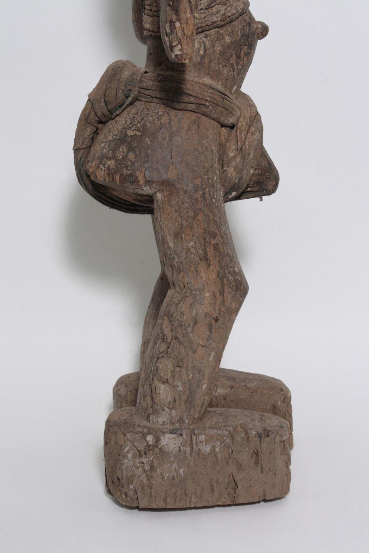 Ältere Große Figur, Dogon oder Bambara, Mali - Bild 8 aus 16