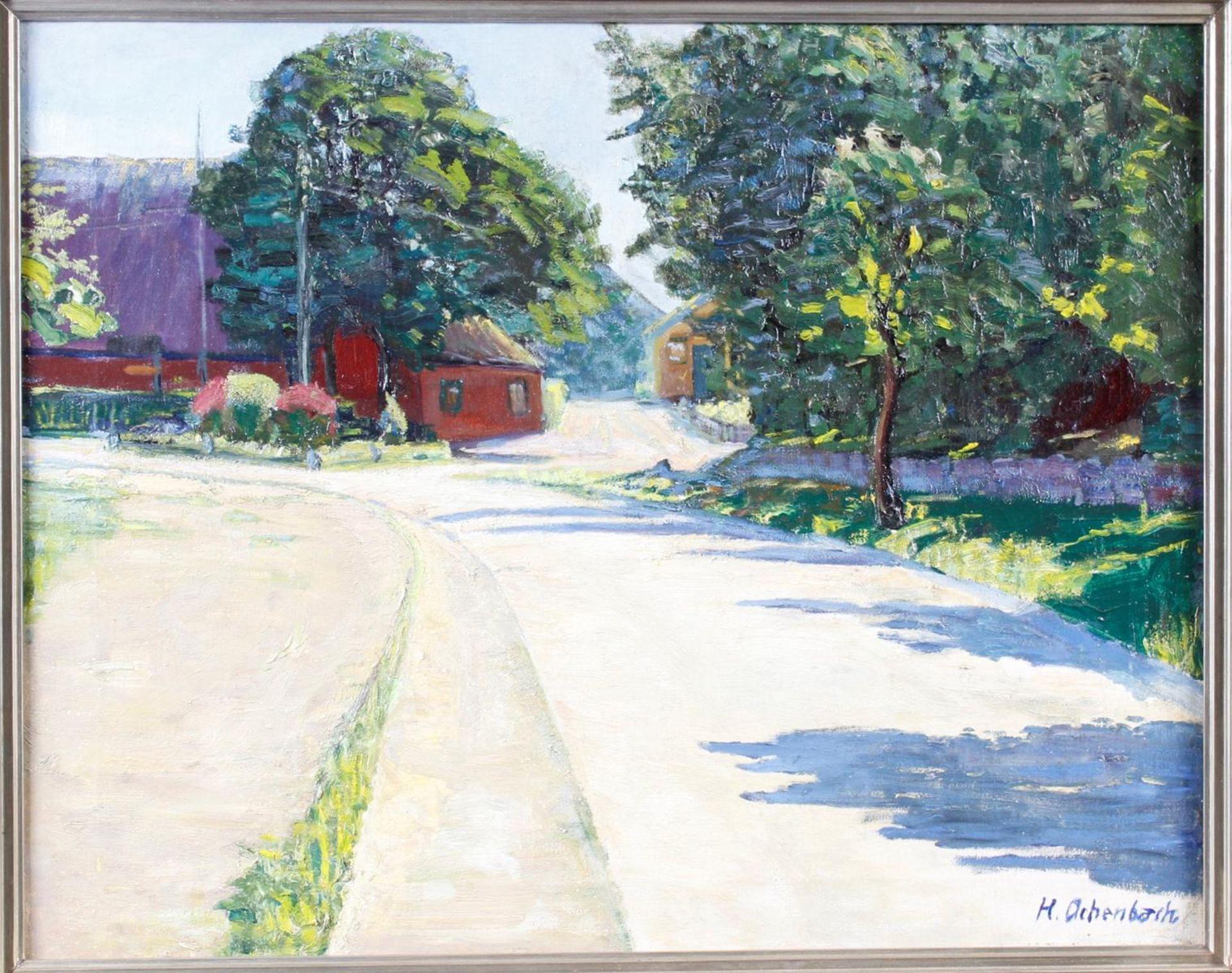 Hans Achenbach, (Plattenberg, 1891-1972) - Bild 2 aus 6