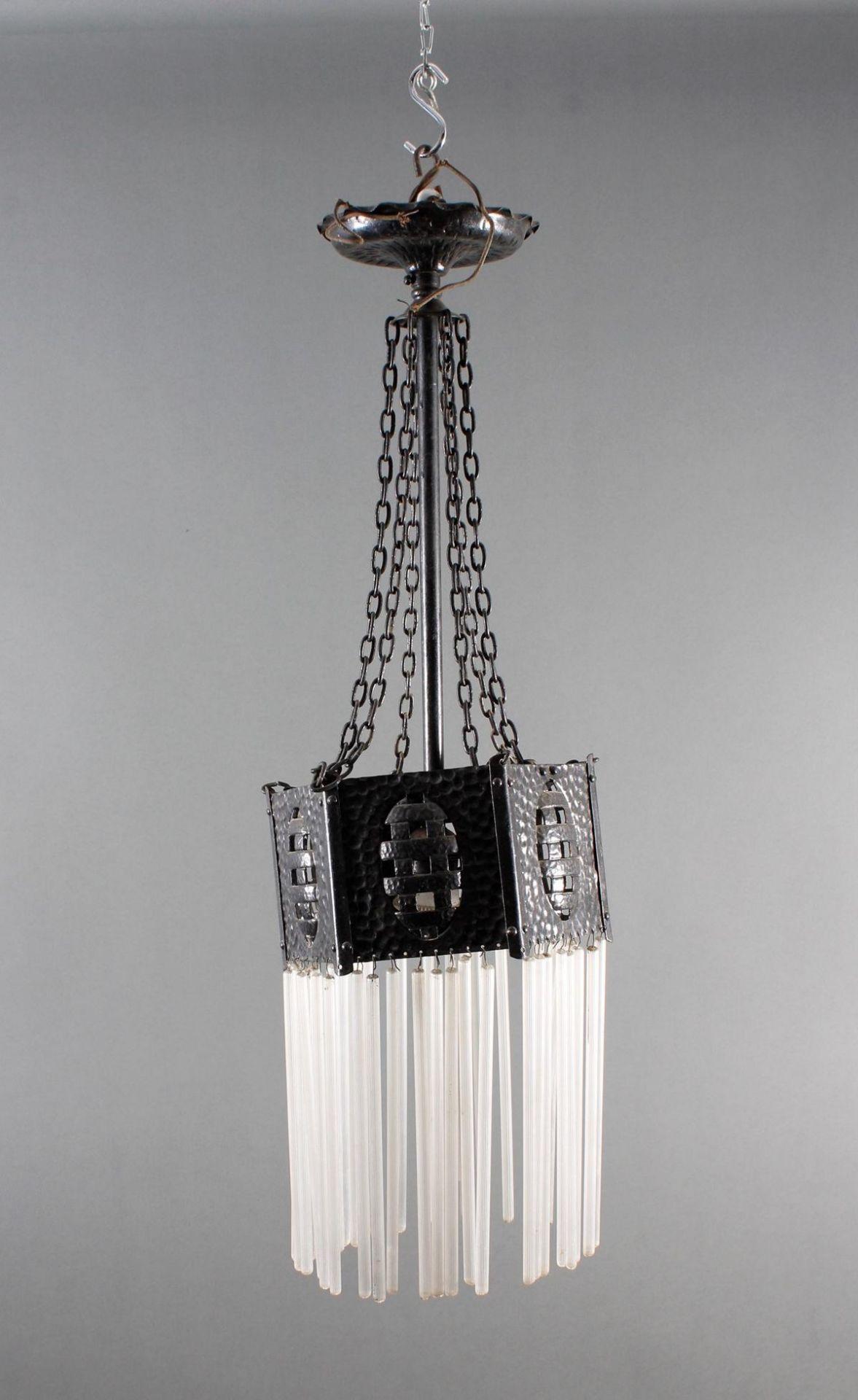 Jugendstil Deckenlampe - Bild 2 aus 3