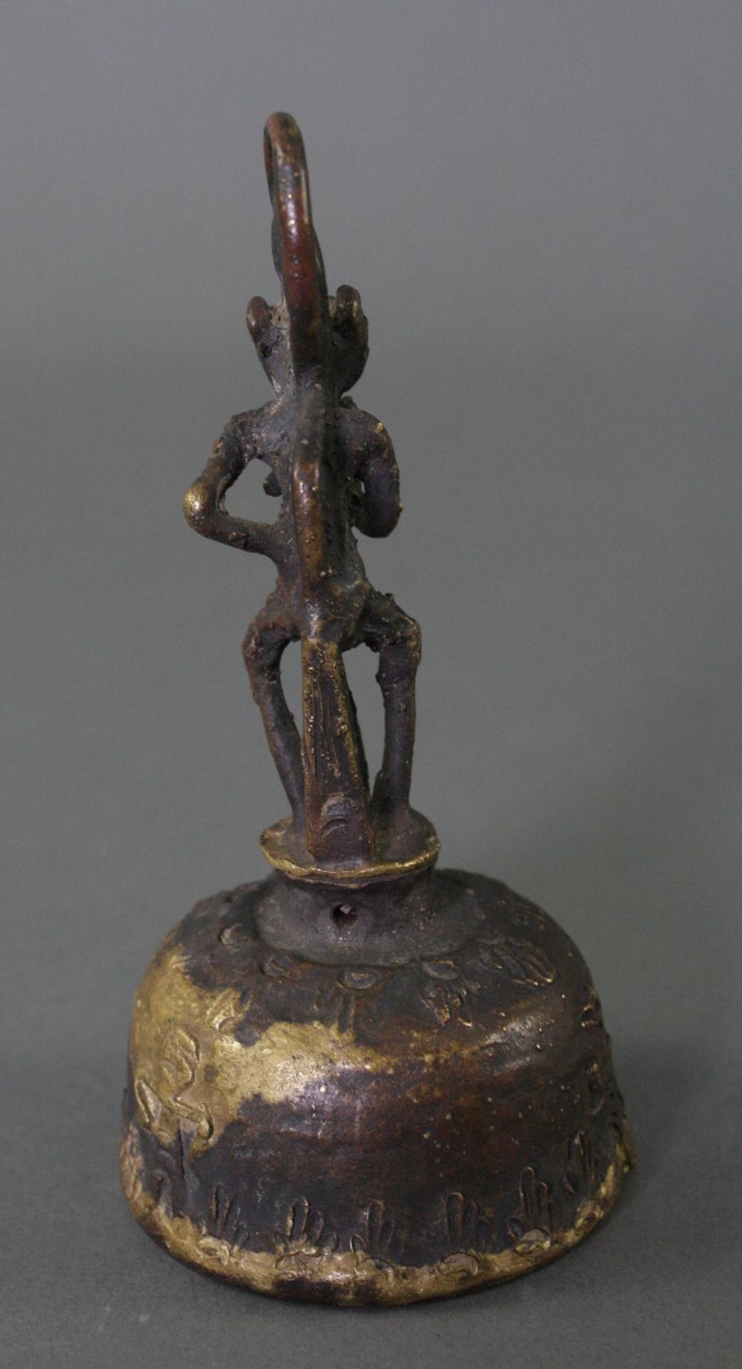 Hanuman-Glocke, Indien 19. Jahrhundert - Bild 3 aus 5