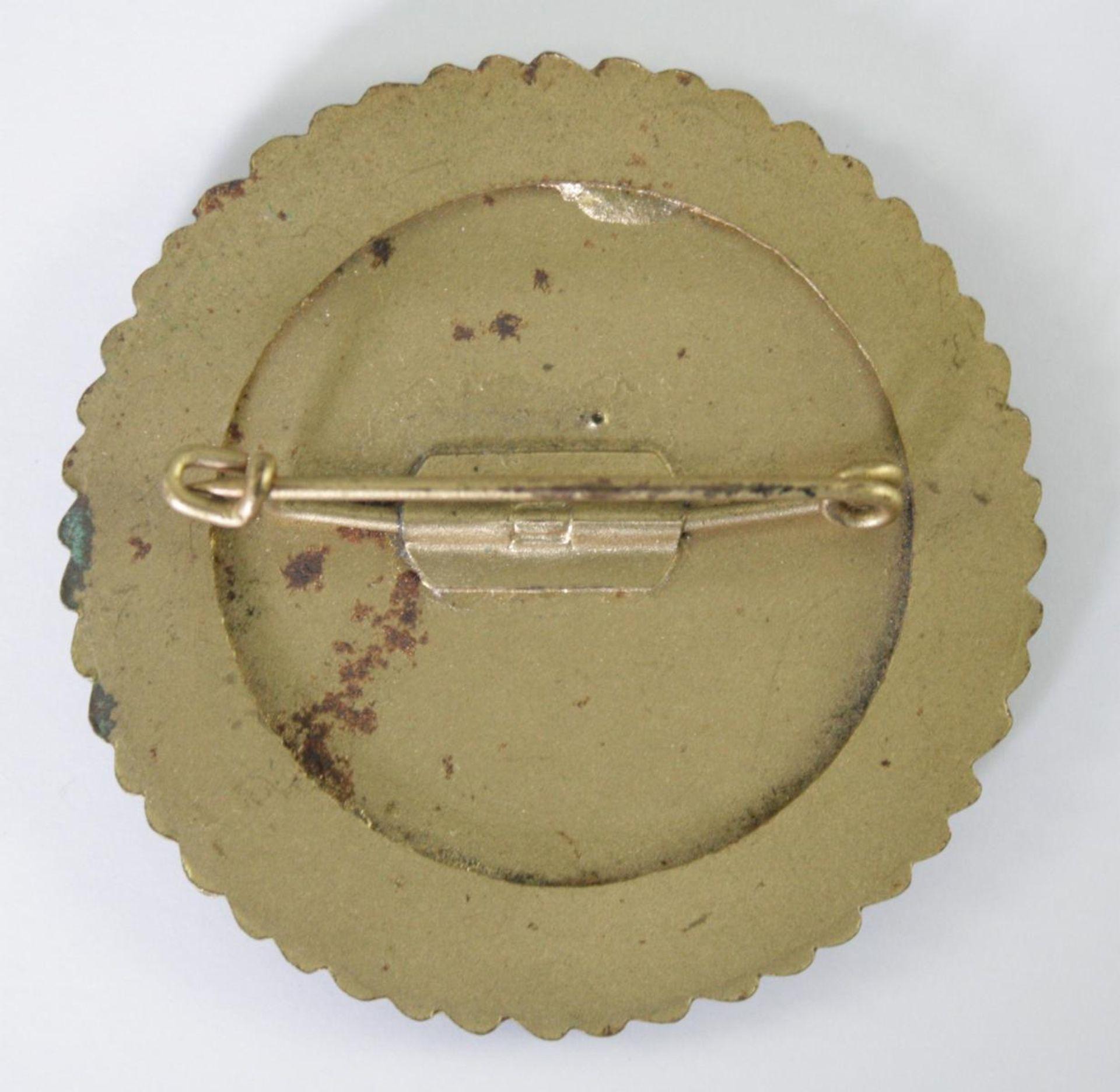 Standschützen, Schieß-Abzeichen Tirol 1943 für Pistole - Bild 2 aus 2