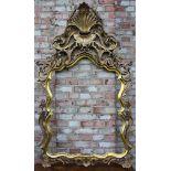 Großer prunkvoller Barock/Rokoko-Spiegel-Rahmen
