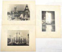 7 GROßFOTOS FRANKREICH UND ITALIEN 1937