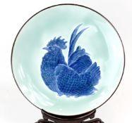 Japan Künstler Porzellanteller