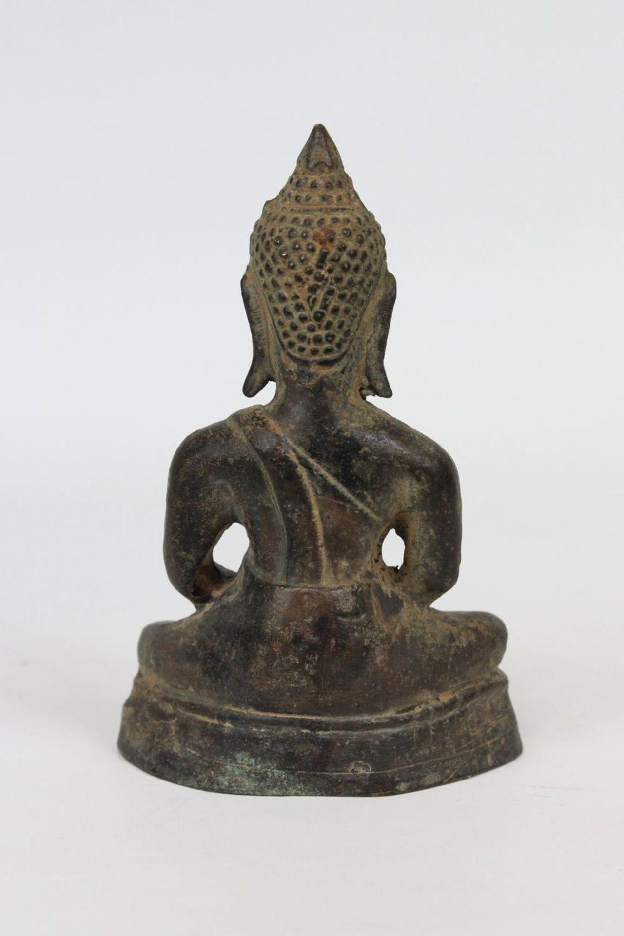 Sinotibetischer Bronze Boddhisatva - Image 4 of 5
