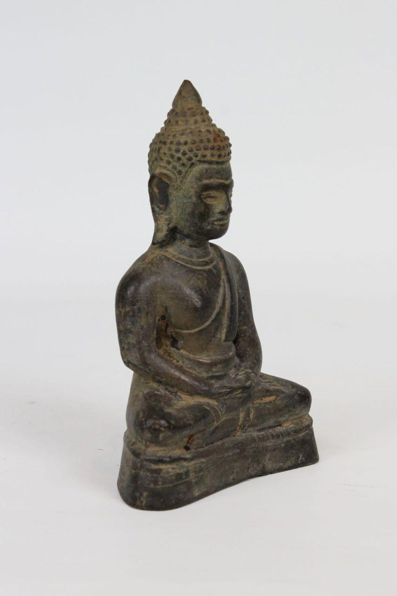 Sinotibetischer Bronze Boddhisatva - Image 3 of 5