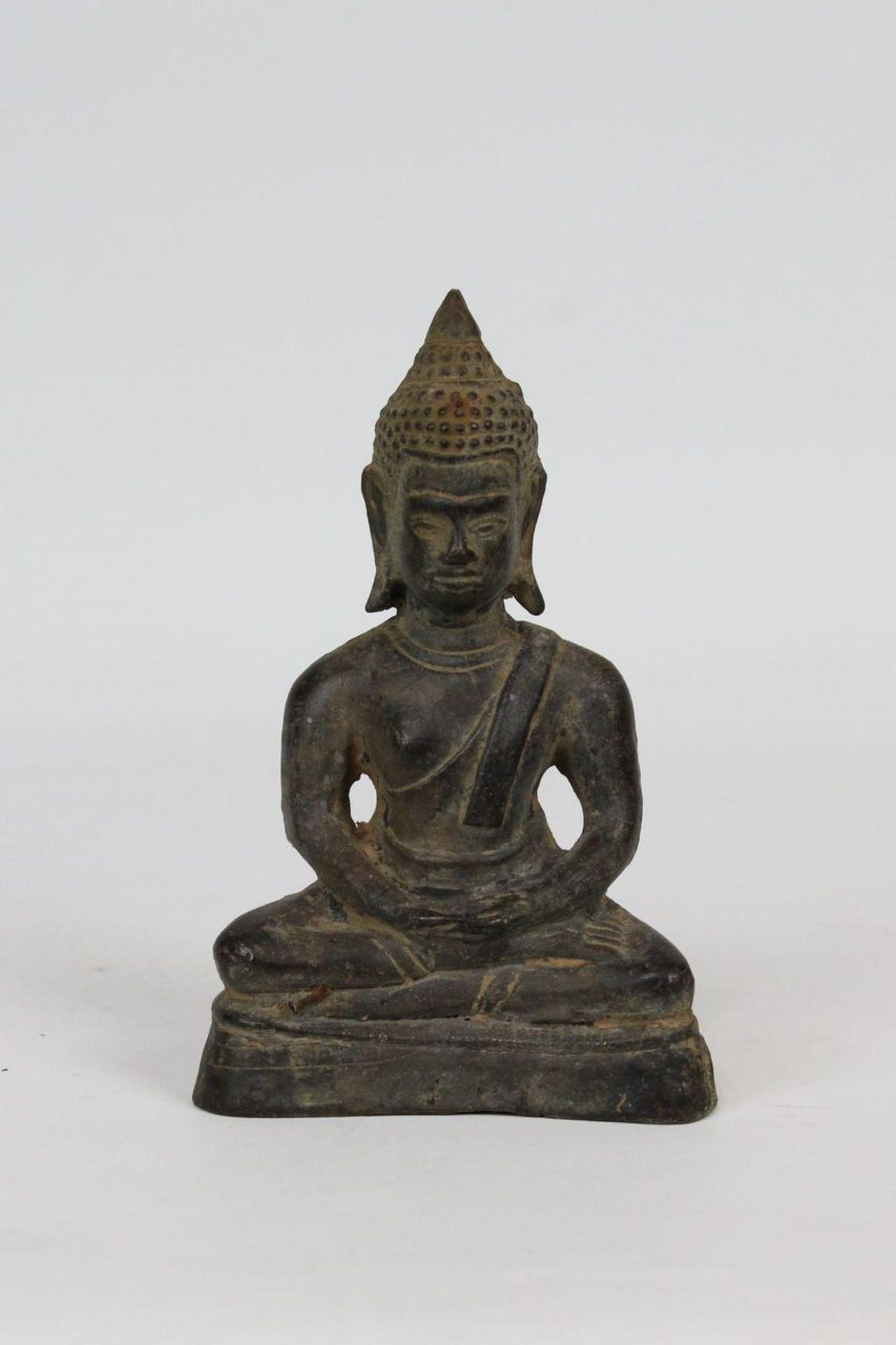 Sinotibetischer Bronze Boddhisatva