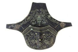 TIbetisches Textil in Taschenform