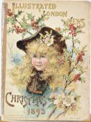 Illustrated London News 1893 christmas Edition