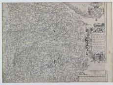 Ortelius Abraham Bavariae Ex tabula Philiippi Apiani Math