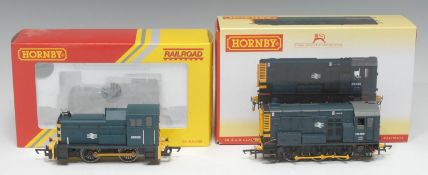 Hornby OO Gauge R3065 BR Class 06 0-4-0 diesel shunter, BR blue livery, No.06008, Railroad range,