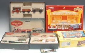Corgi Classics 1:50 scale 31012 Mickey Kiely boxing set from The Showman's Range, boxed with inner