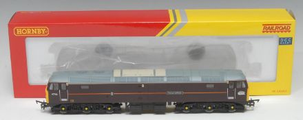 Hornby OO Gauge R3757 Class 47 Co-Co diesel locomotive 'Prince William' (DCC ready), EWS Royal