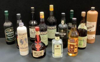 Alcohol - Grand Marnier, liqueur, 70cl, 40%vol; Bokma Graanjenever 1826, 50cl, 35%vol; Rhum Cuvée