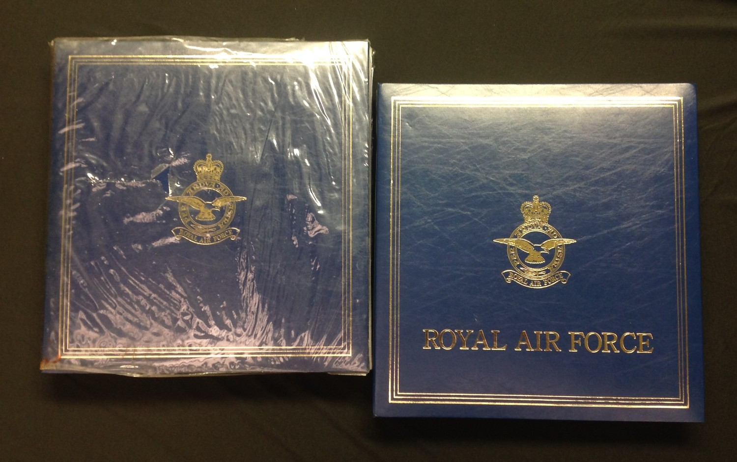 Royal Air Force Fighter Pilot and Bomber Pilot Profile Collection. A limited edition of only 2000