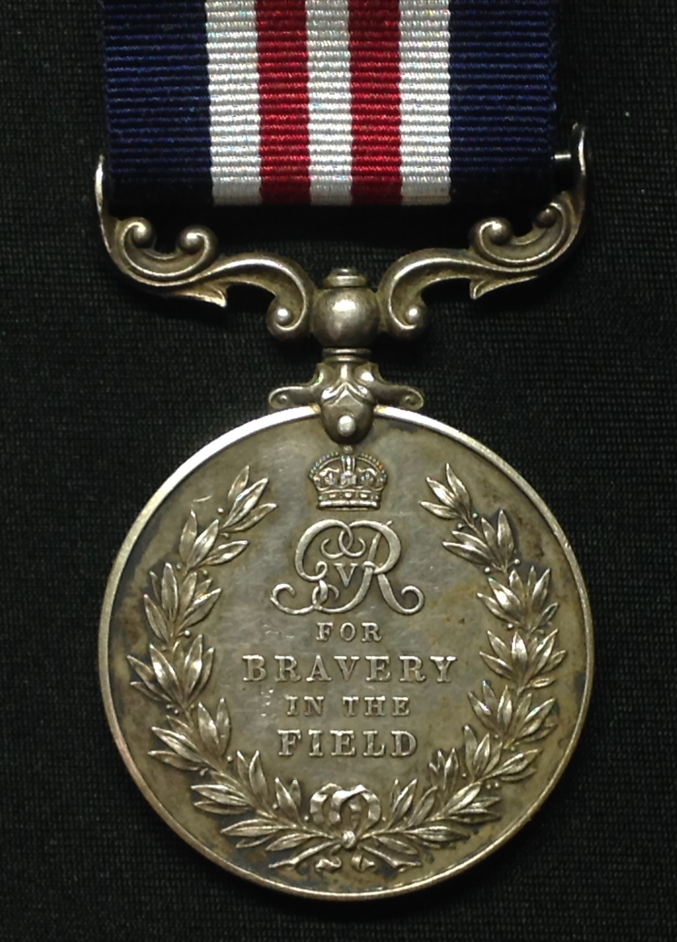 WW1 British Military Medal complete with ribbon re-named to 23829 Dvr. A G Murphy, 8/Sig Tp, RE. - Image 2 of 3