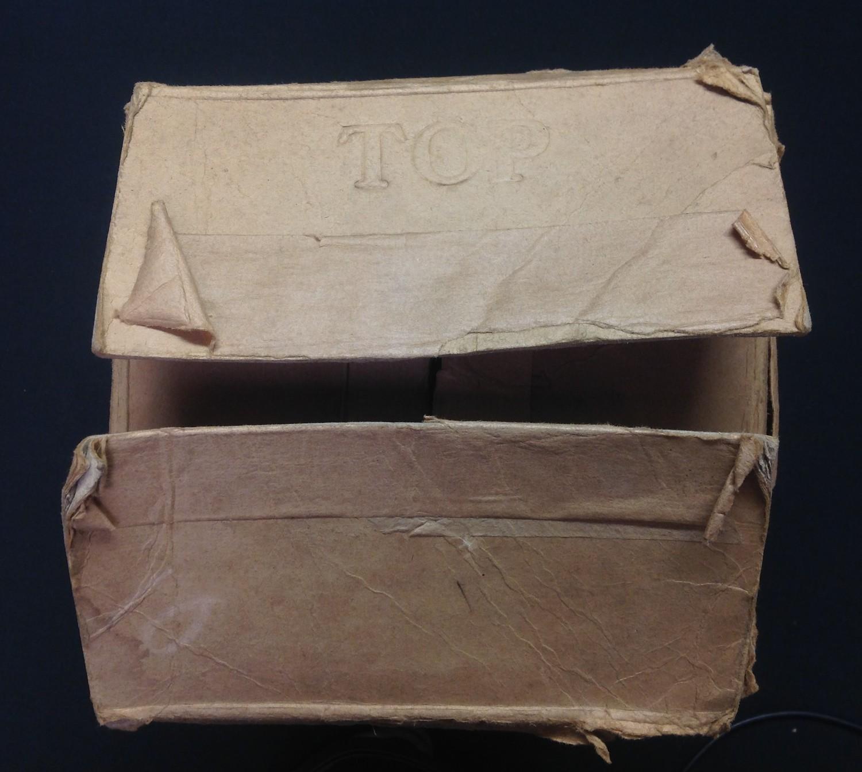 WW2 British Home Front Special Service Civil Duty Respirator MkIII Radio Operators rare variant. - Image 7 of 7