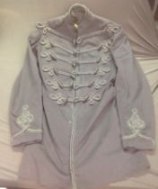Victorian Army Officers Frock Coat. No makers label. Collar and lining require repair. Hook and