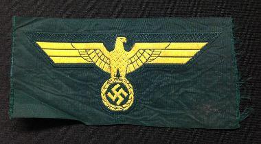WW2 Third Reich Kriegsmarine Küstenartillerie Brustadler. Kriegsmarine Coastal Artillery enlisted